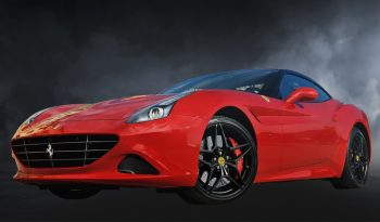 Ferrari California T Rental
