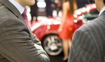 Corporate Supercar Rental