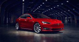 Tesla Model S 75D Rental