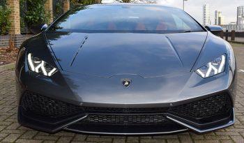 Lamborghini Huracan Coupe Rental full