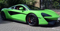 McLaren 570 S Rental