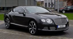 Bentley Continental GT Coupe (Generation 2 Model) Rental