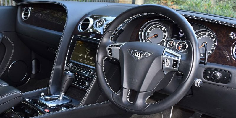 Bentley Continental GT Coupe (Generation 2 Model) Rental full