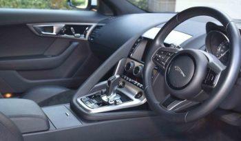 Jaguar F Type Supercharged Cabriolet Rental full