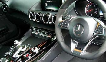 Mercedes AMG GTS Coupe Rental full